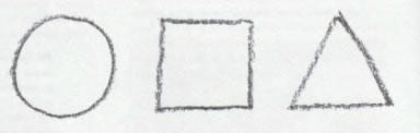 Основные формы животных при рисовании